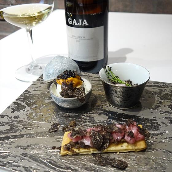 イタリア料理 虎ノ門「タニーチャ」のディナーコース